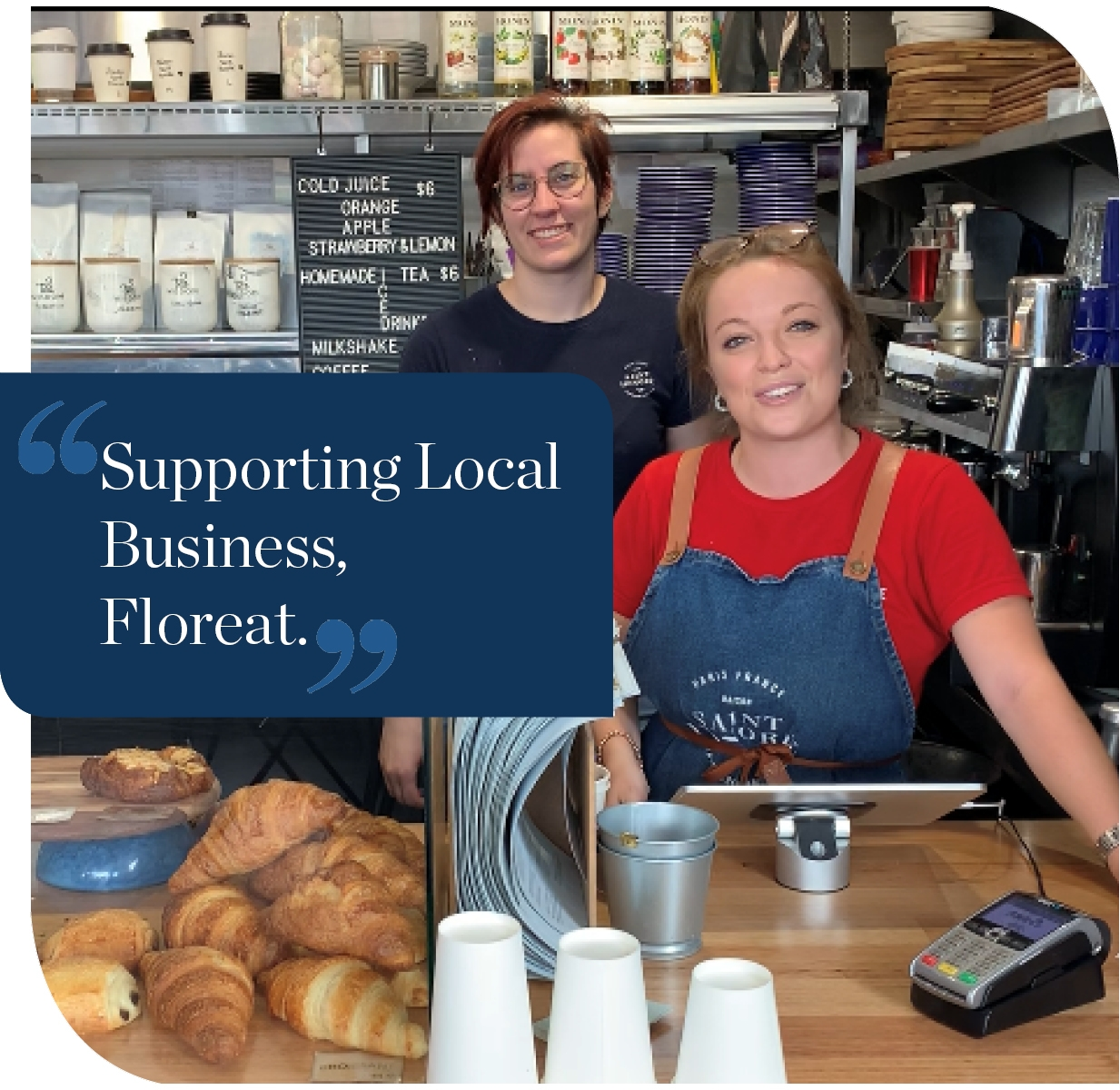 Supporting Local Business | Floreat.
