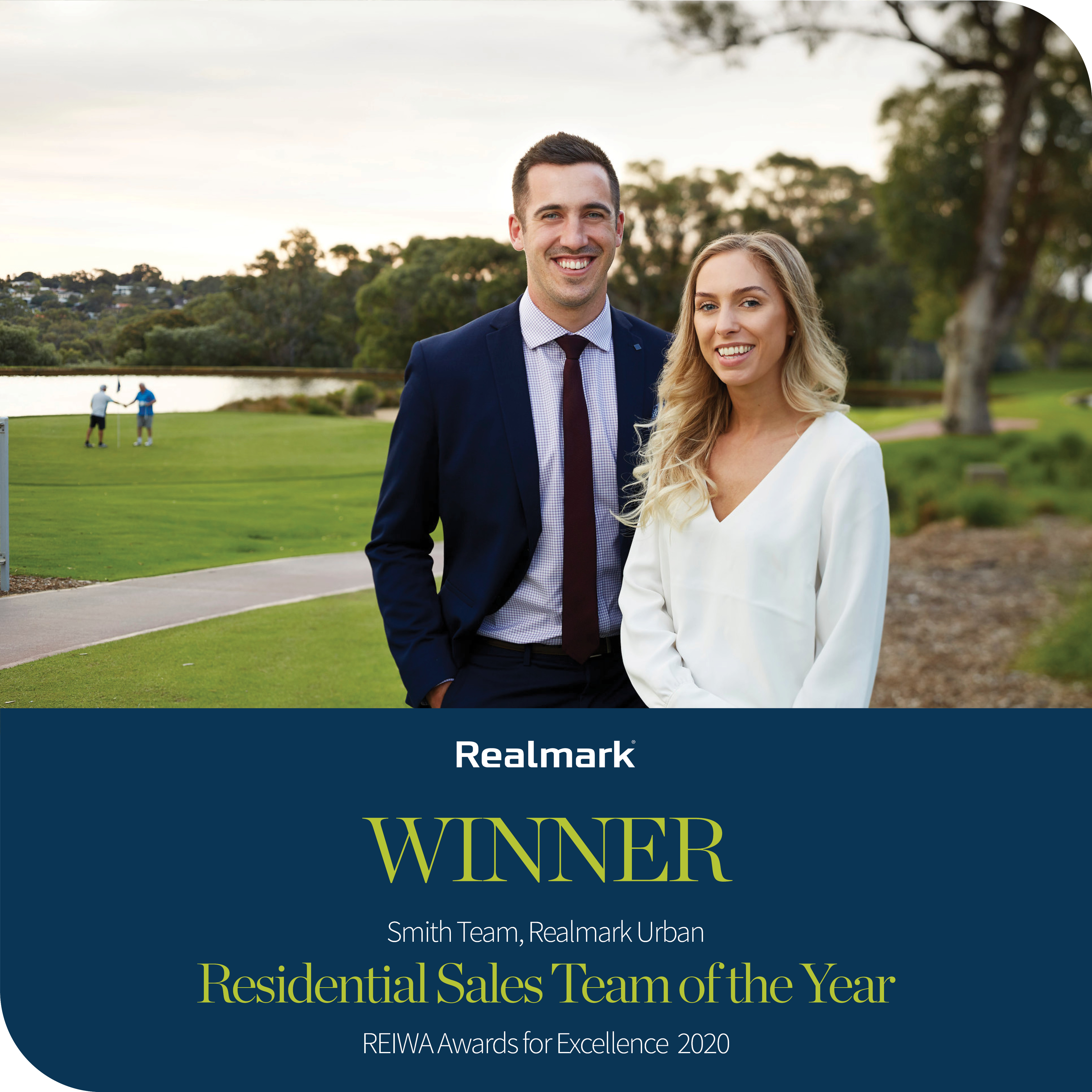 Residential Sales Team of The Year – REIWA Awards for Excellence 2020